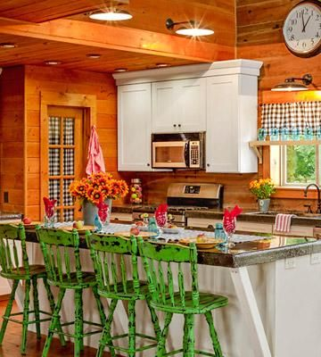 Dream Country Kitchens 32 best kitchens we love images on pinterest | dream kitchens