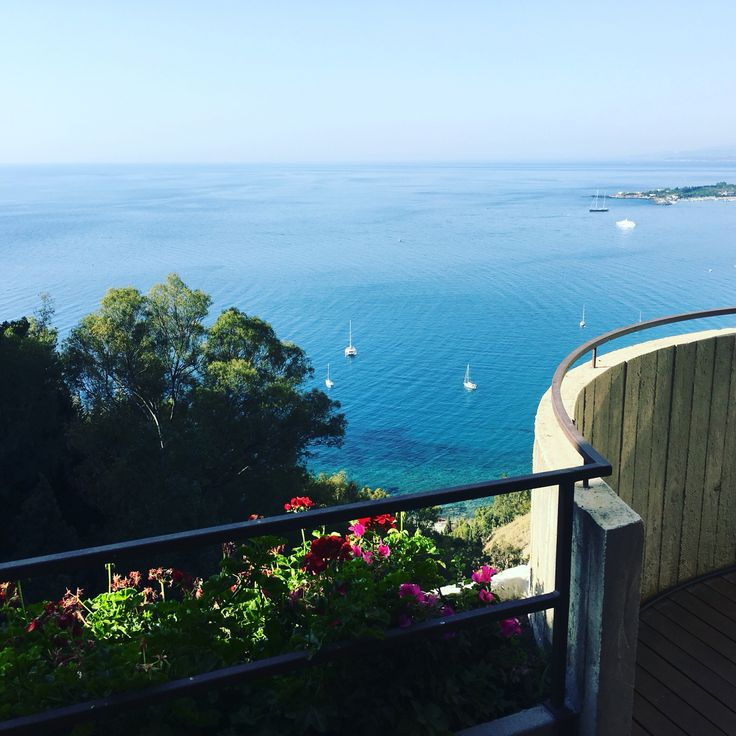 Room with a view Taormina