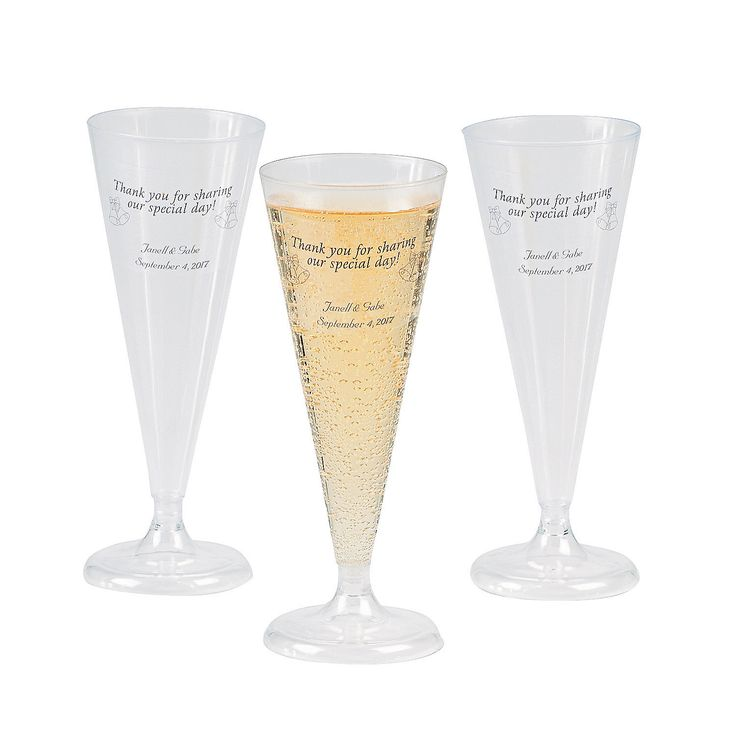Personalized+Clear+Champagne+Flutes+-+OrientalTrading.com