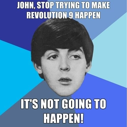 "The BEST Of The ""Mean Girls"" Beatles Memes. SHUT UP. I can't believe this exists. @Elizabeth Ramírez"
