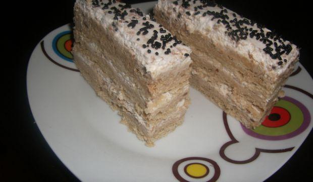 Posna torta sa Nes kafom