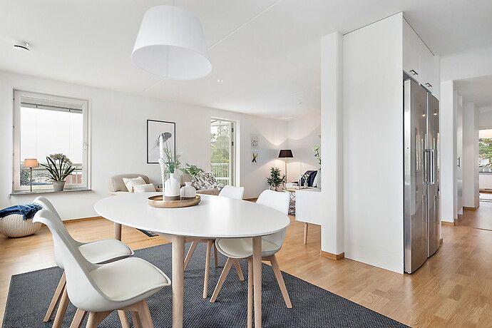 Bild: 4 rum bostadsrätt på Nockeby backe 2G, Stockholms kommun Bromma/Nockebyhov