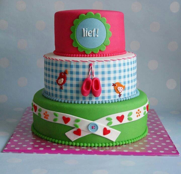 Lief! Lifestyle taart