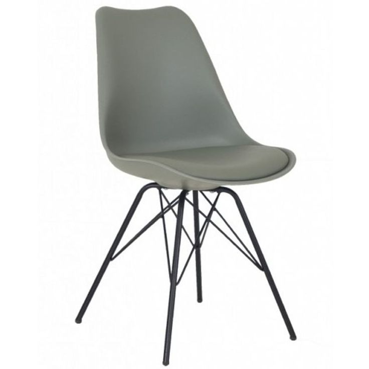 Arizona Dining Chair Cement | The Design Store NZ