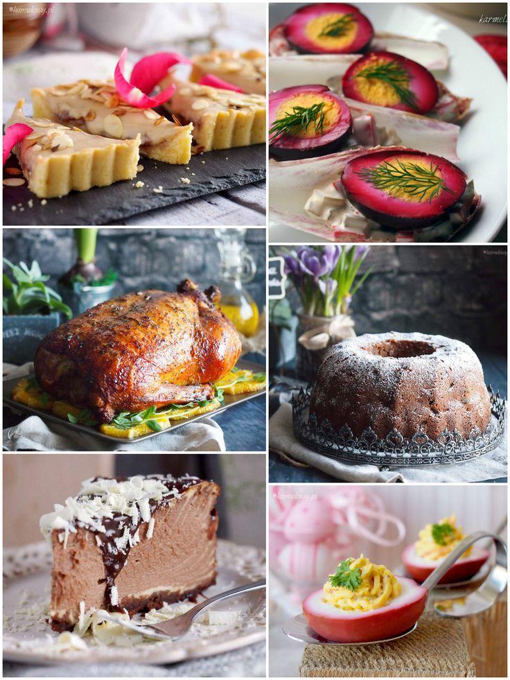 Wielkanocne pyszności 2018 - Karmelowy blog kulinarny