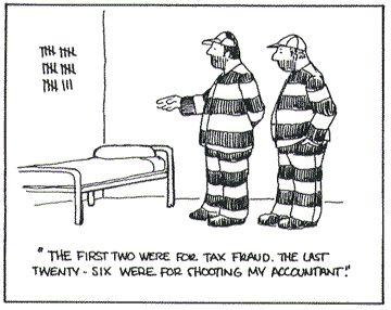 Jail Property Taxes