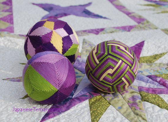 temari pattern ideas