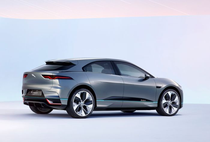 Jaguar I-Pace Rear View, SUV, Tesla, Hybrid Cars, Electric Cars, AVSVehiclesLtd, AVSVehicles, Finding The Right Gear For You, for sale, emissions