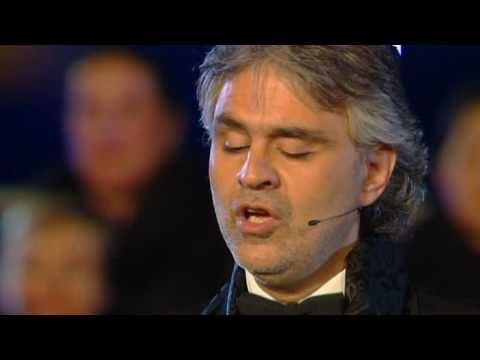 Andrea Bocelli - The Music of the Night - YouTube