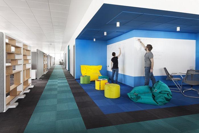 17 Best Ideas About Modern Offices On Pinterest
