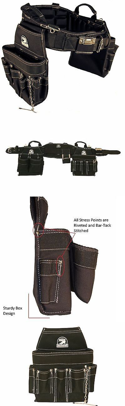 Bags Belts and Pouches 42362: Gatorback B240 Professional Electricians Tool Belt Combo. Various Sizes. -> BUY IT NOW ONLY: $104.95 on eBay!