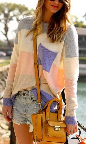 Really cool sweater from Catch Bliss Boutique