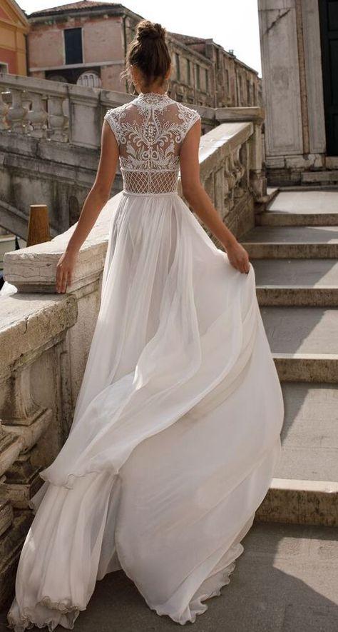 Wedding Dress Inspiration – Julie Vino