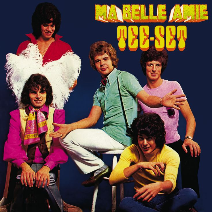 SINGLE VAN DE WEEK  TEE SET - MA BELLE AMIE  Uitgebracht in 1969 met als hoogste notering een 6e plaats in de Nederlandse Top 40.   En welke Tee Set single had jij?  Het promo-filmpje is zelfs in kleur: https://www.youtube.com/watch?v=ED87HYX9gXc&index=2&list=PLpJgc39WxNAEx8lXjQyc87W0g3_axDiMU