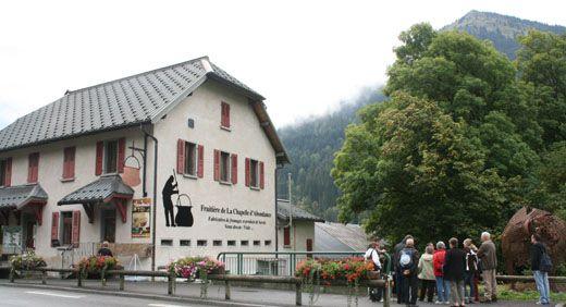 La Chapelle d'Abondance - La Fruitière à découvrir avec les @GuidesGPPS http://www.gpps.fr/Guides-du-Patrimoine-des-Pays-de-Savoie/Pages/Site/Visites-en-Savoie-Mont-Blanc/Chablais/Haut-Chablais/La-Chapelle-d-Abondance