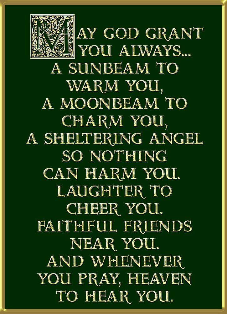 St. Patrick's Day Prayers