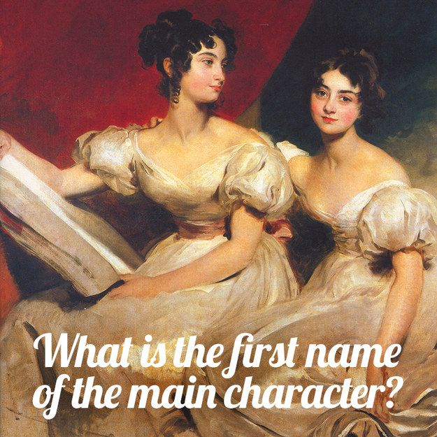 How well do you know classic literature? Think you know your Moby from your Dick? Find out.