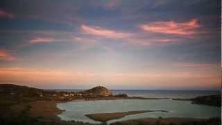 Chia Laguna Resort 2012, via YouTube.