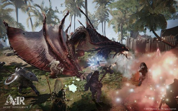 Desenvolvedora de PlayerUnknowns Battlegrounds anuncia o MMORPG AIR