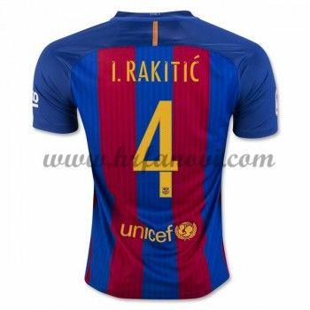 Barcelona Nogometni Dresovi 2016-17 I. Rakitic 4 Domaći Dres Komplet