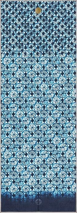 Manduka yogitoes Yoga Mat Towel Tesselate
