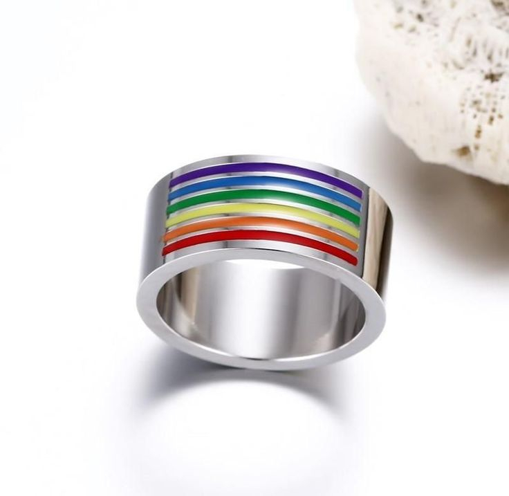 from Miguel gay pride ring