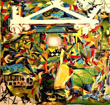 """Collage 2011 -""""House of the rising sun"""""""
