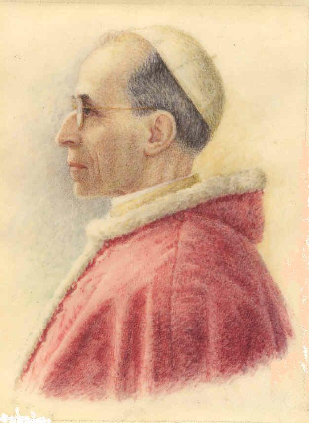 Pope Pius XII-Wat het is een lieflijk en God welgevallig schouwspel, als bij het vallen van de avond in het Christelijk gezin de telkens herhaalde lofprijzingen weerklinken ter ere van de verheven Hemelkoningin. Dan verenigt de, voor het Mariabeeld gezamenlijk gebeden, Rozenkrans, in wonderlijke eensgezindheid van hart, de ouders en de kinderen, die van hun dagelijks werk zijn thuisgekomen; diezelfde rozenkrans verbindt hen vroom met de afwezigen en de afgestorvenen; allen worden hierdoor…