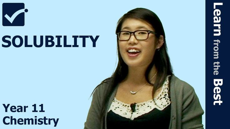 √ Solubility rules for ionic substances - Water - Solubility Rules - Chemistry - Prime Online Tutor Prime Online Tutor explains about solubility.  For more videos, please visit, http://www.primeonlinetutor.com/CB4 CB4411 http://youtu.be/2xnEXdrjGzk