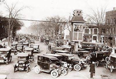 Detroit - Motor city [1920]