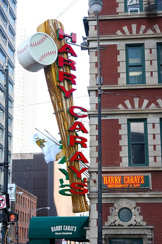 Harry Caray's Restaurant Chicago, Illinois