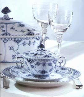 I've always wanted a set of these delightful dishes from Denmark! Royal…