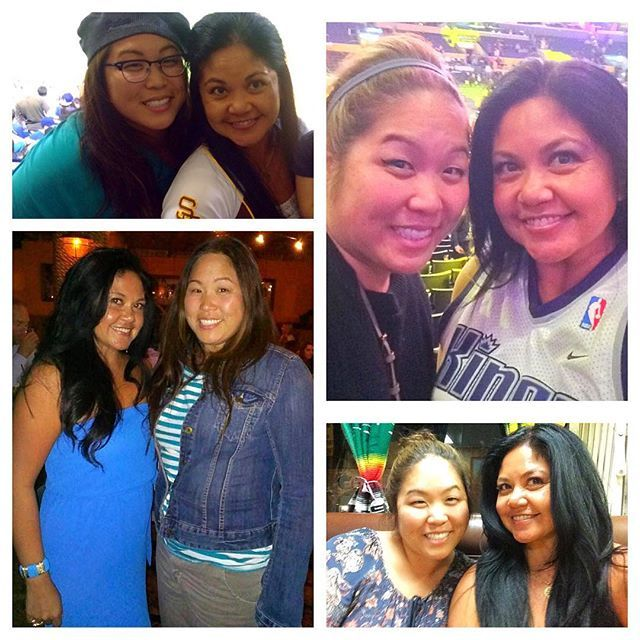 {4.5.17} #WorldChangingWomen #WayBackWednesday  Happy birthday to one of my favorite beings & besties, @vlimatc , with whom I go #wayback with to our SDSU days and throwing big soirées at our #PacificBeach party central home.  This woman is a #WCW because she is an inspiration & motivator to her students at #BanningHigh She is always keeping it real with her students, gives them tough love, and holds high expectations of them when others may not...but of course her students always rise to…