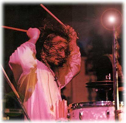 Bill Ward-Black Sabbath........................