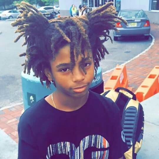 Locs Cute Kiddos Natural Hair Styles Afro Dreads