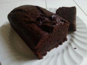 Chocolade browniecake (suikervrij en zuivelvrij)