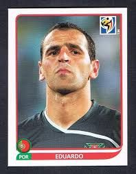 Image result for 2010 panini portugal eduardo