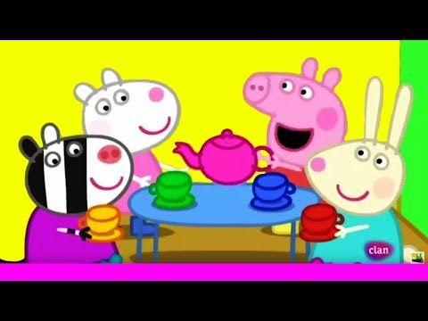 Peppa Pig La Cerdita, Videos De Peppa Pig En Español, Capitulos Completos de Peppa Pig - YouTube