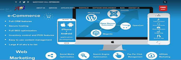 Ab Web Technologies is a professional web design and development company based in Noida India. Ab Web Technologies is a full service provider for corporate or individual interested in designing their design & development needs of web based projects.