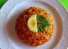 ΦΑΚΟΡΥΖΟ ... :) !  Τά όσπρια είναι καλή πηγή πρωτείνης, αλλά τούς λείπει ένα από τά εννέα απαραίτητα γιά τόν οργανισμό αμινοξέα, τό οποίο βρίσκεται στό ρύζι. Έτσι, άν μαγειρέψουμε όσπρια μέ ρύζι, προσφέρουμε στόν οργανισμό