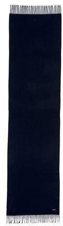 Loro Piana Men's Grande Unita Cashmere Scarf, Blue