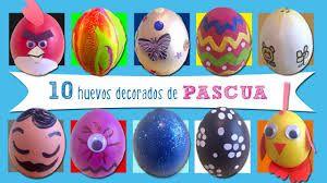 Resultado de imagen de casas y huevos de chocolate