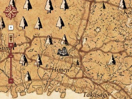 グーグル提供「宝の地図」に姫路城の姿確認-4月1日