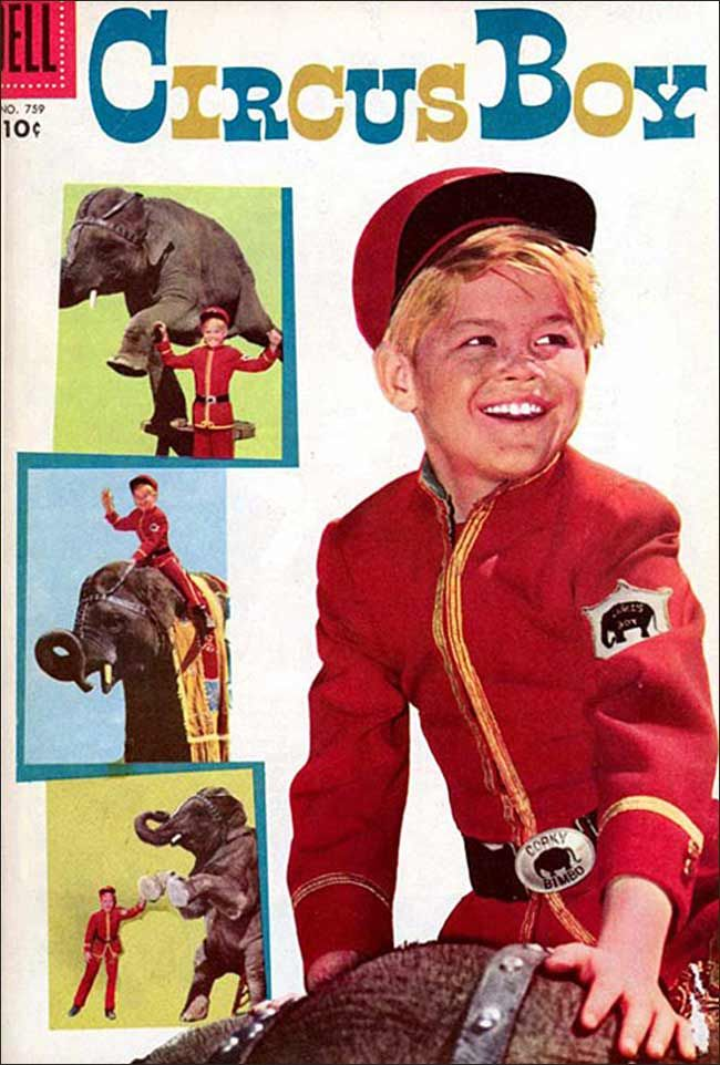 Image result for micky dolenz circus boy