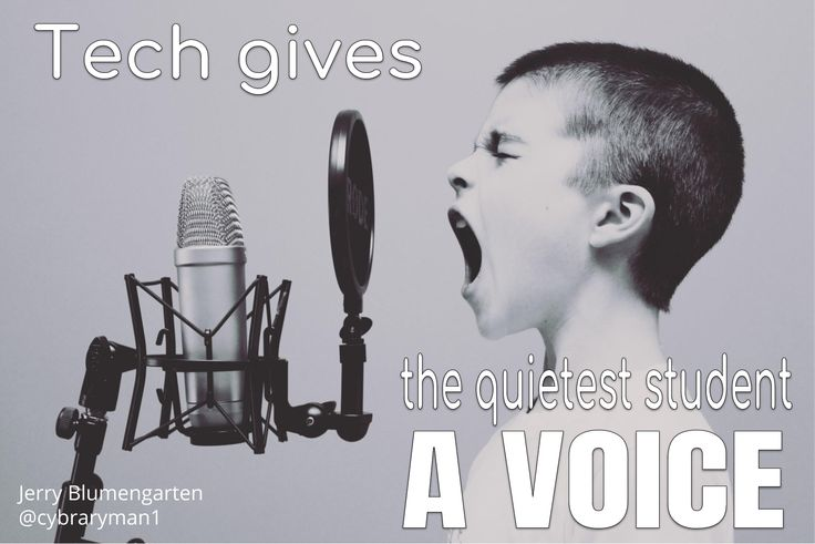 Tech gives the quietest student a voice | The power of blogging | Edublogs