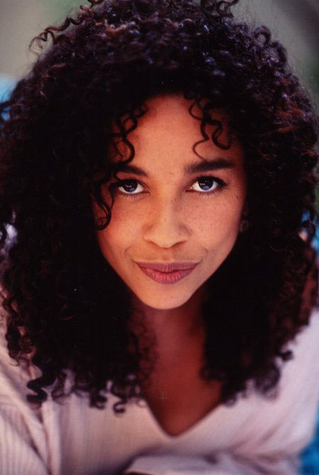 Rae Dawn Chong..... very underrated actress and easy on the eyes.
