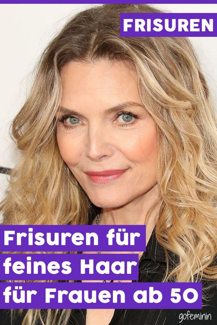 Von kurz bis lang: Die schönsten Frisuren für feines Haar ...