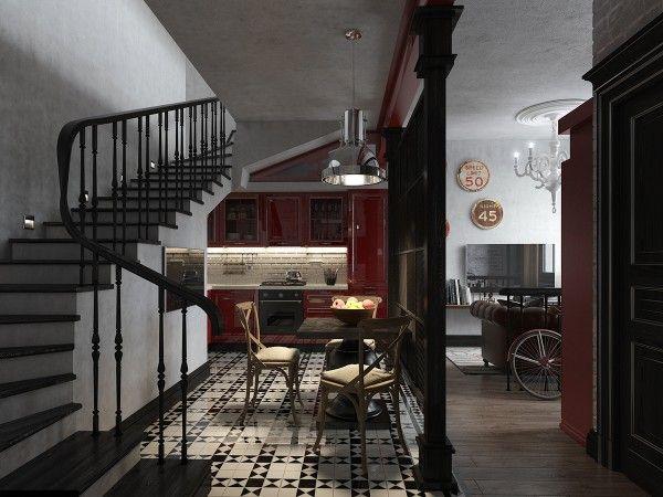 nice 3 Takes on Modern Apartment Design