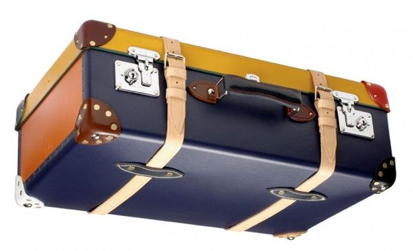 We're big fans of this stylish luggage.