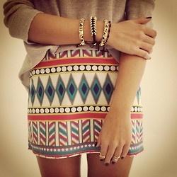: Waist Skirts, High Waist, Dresses, Prints Skirts, Prints High, Aztec Skirts, Aztec Tribal, Tribal Skirts, Tribal Prints